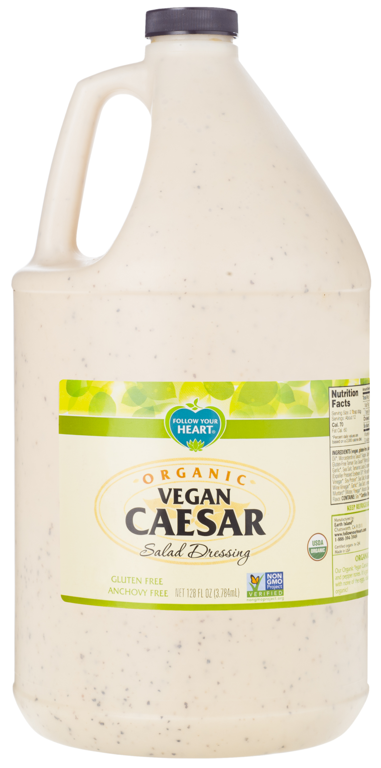 CAESAR VEGAN OG FOLLOW 4/1 GAL