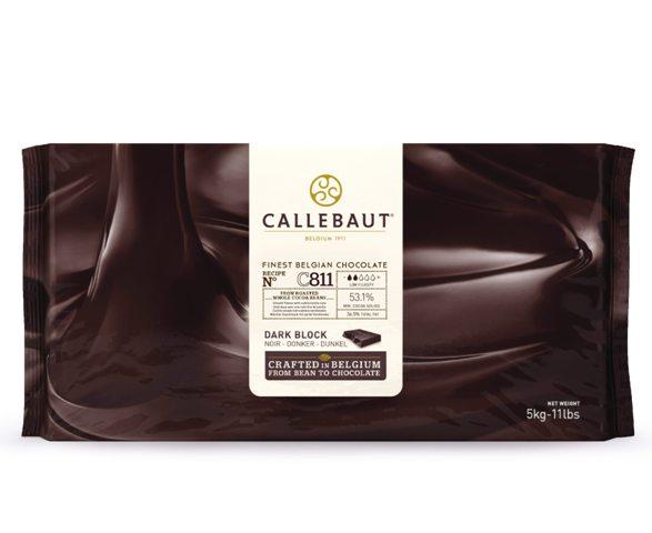 CHOCOLATE DARK BITTERSWEET CALLEBAU 11 LBS