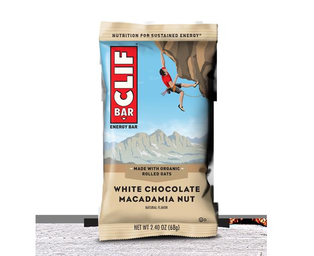CLIF WHITE CHOCOLATE MACAD OG CLIF 12/2.4 OZ