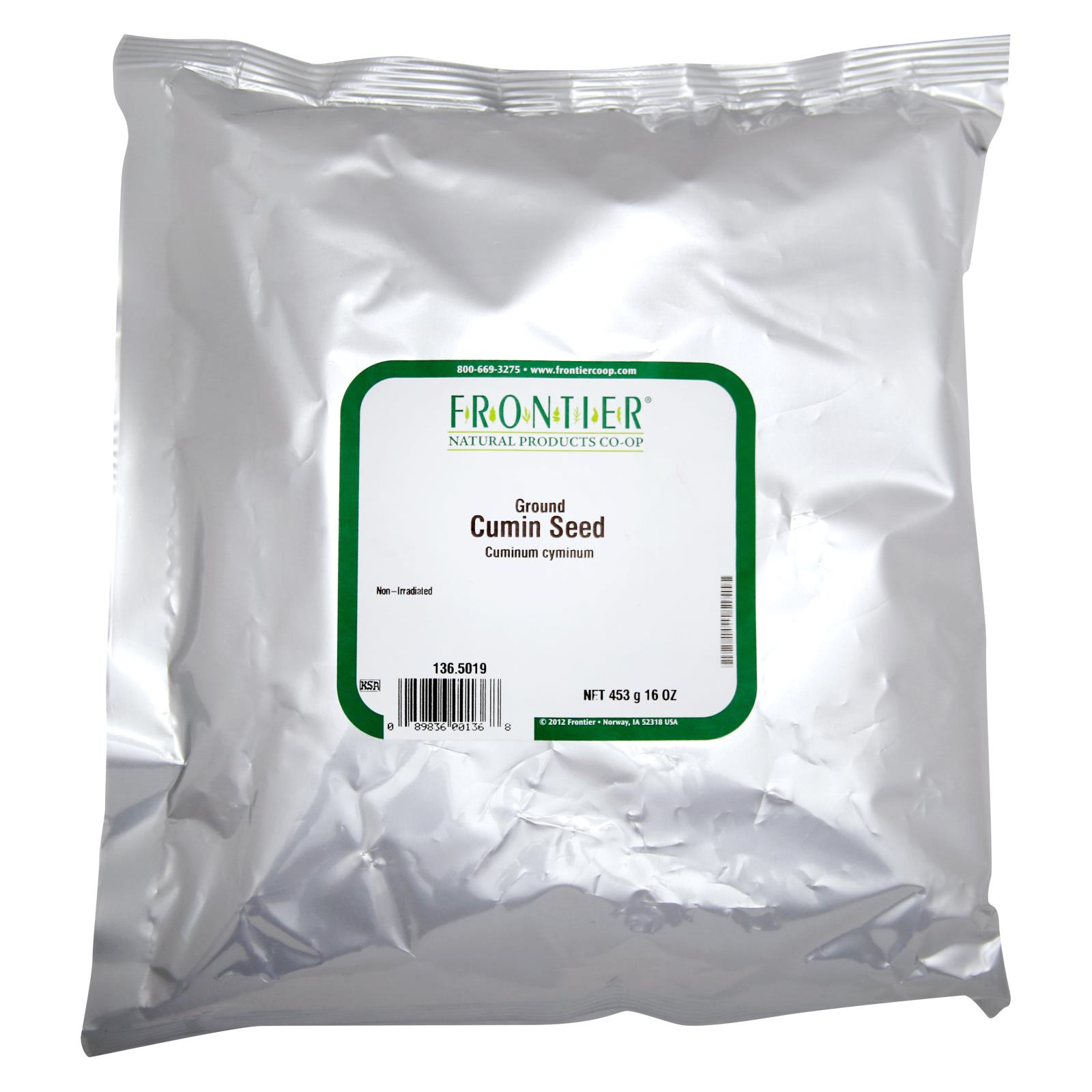 CUMIN SEED GROUND FRONTIER 1 LB