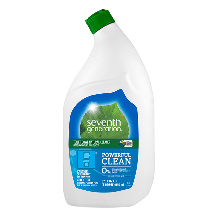 HSH/CLEANER TOILET BOWL EMERALD SEVENTH 8/32 OZ
