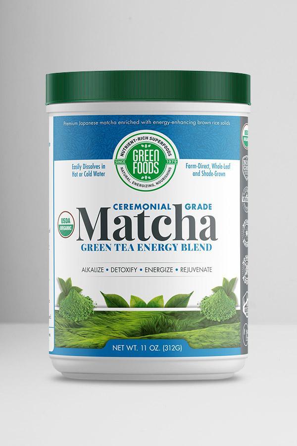 MATCHA GRN OG GREEN FOODS 1/11 OZ