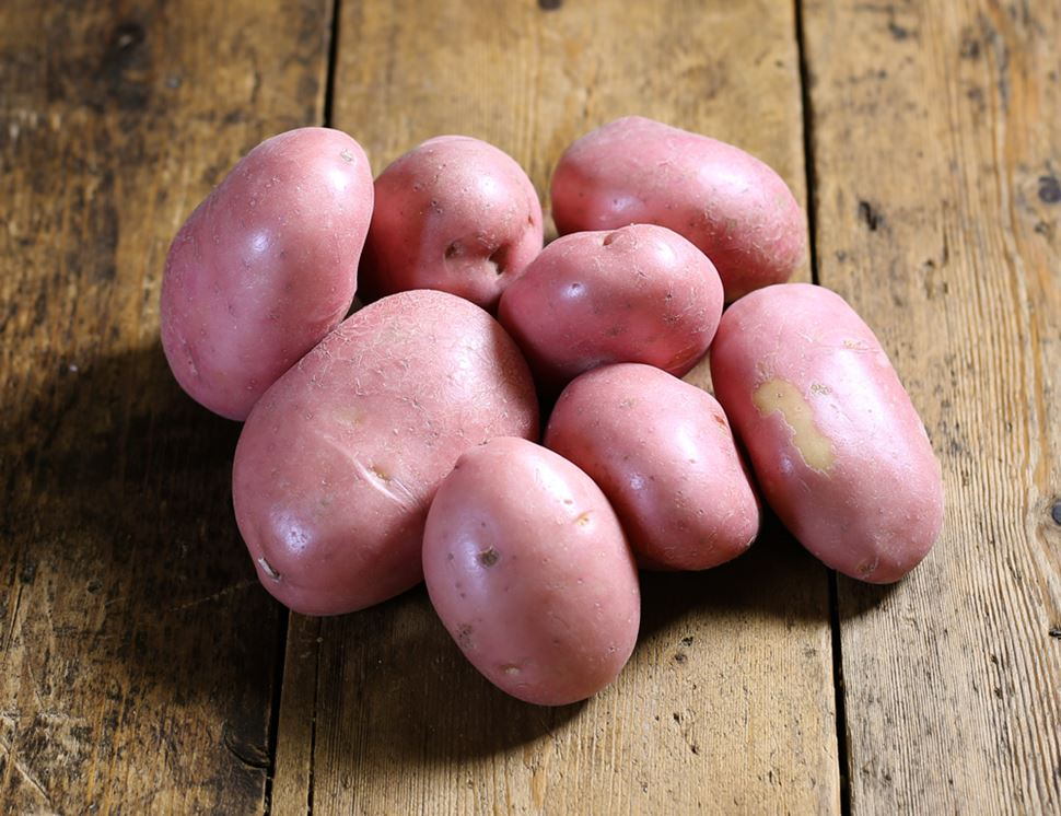 POTATOES RED OG BULK P 50 LBS/SIZE A