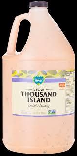 THOUSAND ISLAND VEGAN FOLLOW 4/1 GAL