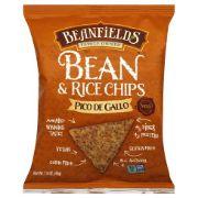 BEAN & RICE CHIPS PICO DE GALLO BEANFIELDS 24/1.5 OZ