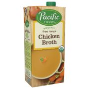 BROTH CHICKEN OG PACIFIC 12/32 OZ