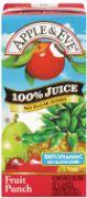 FRUIT PUNCH JUICE BOX 3PK OG APPLE 9/3/200 ML