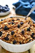 GRANOLA BLUEBERRY GOLDTEMP 25 LBS