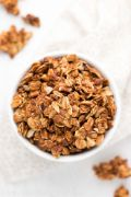 GRANOLA MAPLE PECAN DRM GOLDTEMP 25 LBS