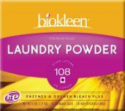 HSH/LAUNDRY POWDER BIOKLEEN 5 LBS