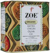 OLIVE EXTRA VIRGIN OG ZOE 4/88 OZ