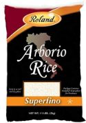 RICE ARBORIO SUPERFINO IMPORTED ROLAND 11 LBS