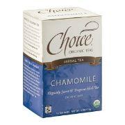 TEA CHAMOMILE OG CHOICE 6/16 BAGS