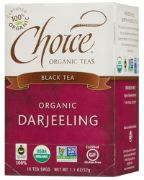 TEA DARJEELING OG CHOICE 6/16 BAGS