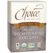 TEA EARL GREY DECAF OG CHOICE 6/16 BAGS