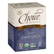 TEA EARL GREY OG CHOICE 6/16 BAGS