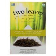 TEA SACHETS TAMAYOKUCHA OG TWO LEAVES 6/15 BAG
